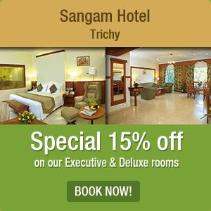 Hotels in Thanjavur, Thanjavur Hotels   Sangam Hotel - Star Hotels