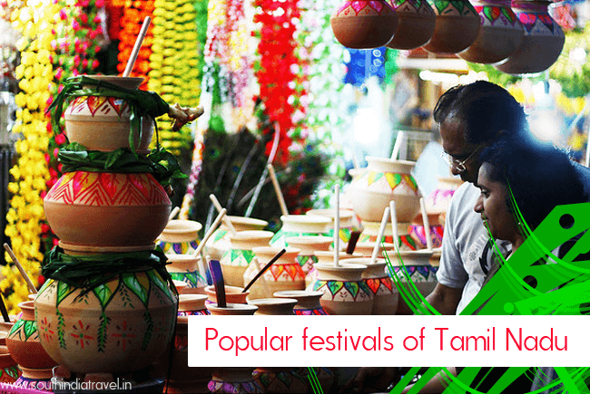 Popular Festivals of Tamil Nadu | Sangam Hotels