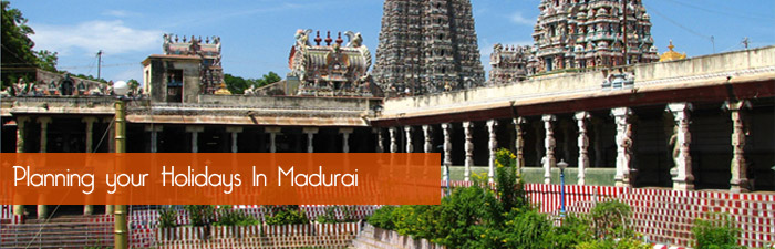 History of Madurai Meenakshi Amman Temple - Sangam Hotels