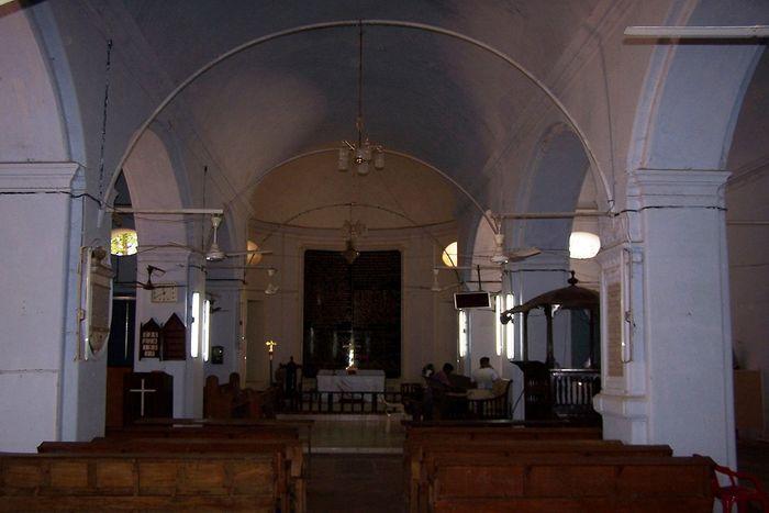 Schwartz Church Thanjavur