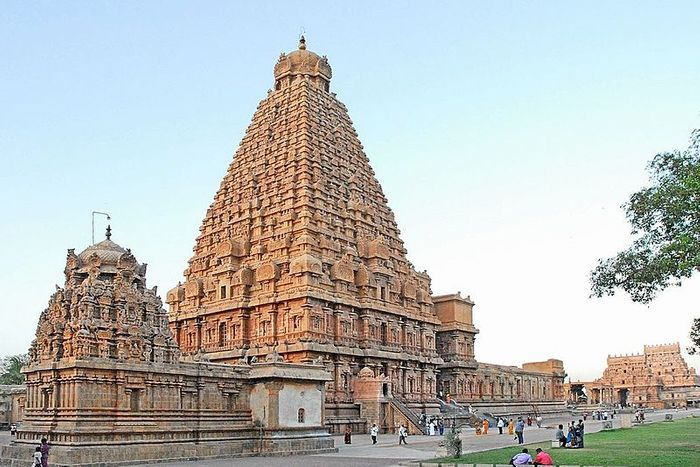 Architecture of Tamil Nadu